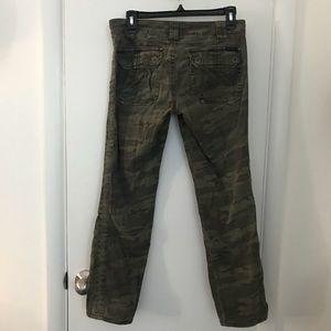 Sanctuary Pants - Camo pants